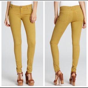 VINCE | citrine 5 pocket skinny jean 24